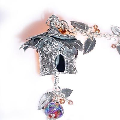 Fab house pendant on the magick minx website